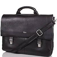 Портфель мужской кожаный с отделением для ноутбука DESISAN (ДЕСИСАН) SHI1315-2