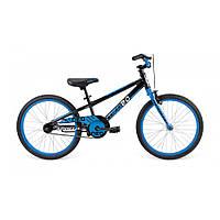 "Велосипед 20"" APOLLO Neo Boys Gloss Charcoal / Gloss Blue"