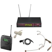 Радиомикрофон EW135 наголовный (головной или петличный)