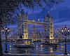 Рисование по номерам 40×50 см. Тауэрский мост Художник Роберт Файнэл