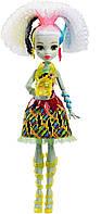 Кукла Монстер Хай Фрэнки Штейн серия Электризованные Monster High (Уценка!), фото 1