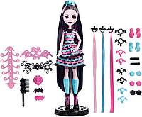 Кукла Монстер Хай Дракулаура серия Создай прическу Monster High, фото 1