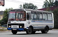 Стекло ветровое (лобовое) ПАЗ 3205