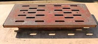 Чавунні Колосники 500х250х80 (мм), фото 1