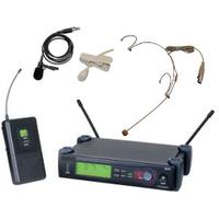 Радиосистема SLX4 наголовный (головной или петличный микрофон)