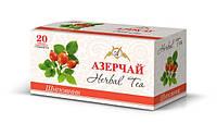 Чай травяной Азерчай 20 пак Шиповник