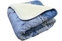 Одеяло меховое, шерстяное Люкс №омшл01