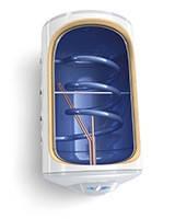 Комбинированный водонагреватель TESY Bilight 120 литров 3 витка 2,0 кВт GCVS 1204420 B11 TSRP