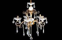Люстра хрустальная  на пять ламп LS8122-5