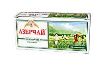Чай Азерчай 25 пак зелёный classic