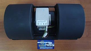 Мотор  отопителя с вентелятором обдува лобового стекла 12V  ТАТА, Эталон