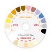 Vita akzent plus индикатор цвета