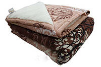 Одеяло меховое, шерстяное Люкс №омшл02