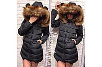 Женская пальто-куртка с ушками