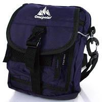 Мужская спортивная сумка ONEPOLAR (ВАНПОЛАР) W3088-navy
