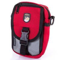 Мужская спортивная сумка ONEPOLAR (ВАНПОЛАР) W3121-red