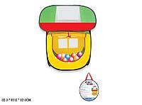 Намет 5538-3 72шт2 Чарівний будиночок 828782, кульки не входять, в сумці