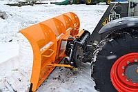 Отвал для снега на телескопический погрузчик MANITOU