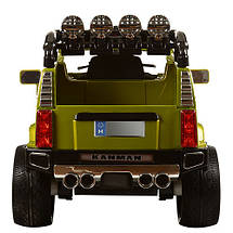 Детский электромобиль Hummer JJ255EBR-10, фото 3