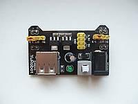 MB102 стабилизатор напряжения Breadboard 3.3V 5V USB модуль питания Power Supply Module    Стабилизатор напряж