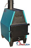 Піч тривалого горіння ProTech ZUBR-ПДГ-10, фото 1