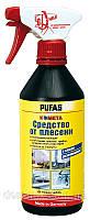 """ТМ""""Pufas"""" -Антисептик быстрого действия от грибков, бактерий, плесени, водорослей, мхов, лишайников."""