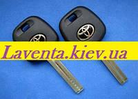 Ключ TOYOTA с чипом G, лезвие TOY48