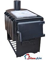 Печь длительного горения ProTech PANDA-ПДГП-8П (с плитой)