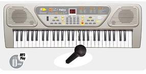Детский орган синтезатор MQ-806 57 клавиш USB mp3