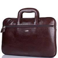 Портфель мужской кожаный  DESISAN (ДЕСИСАН) SHI321-019-10FL