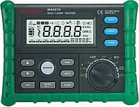 MS5910 Mastech Мультиметр / вольтметр Измерение частоты: 45Hz~65Hz.Быстрое/низкое тестирование 10,30,100,500мА