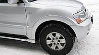 Крыло Mitsubishi Pajero Wagon 3, MR535760, MR535754, MN133672HB, фото 1