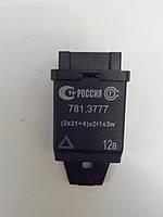 Реле поворотов ВАЗ 2104-07 (4-х контактное) 781-3777