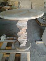 Фигурный столик