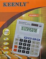 Калькулятор настольный Keenly KK-800A-1