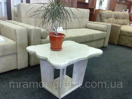 Маленький стол из мрамора СЛЛМ - 47