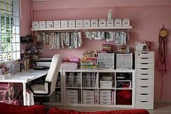 🔴 Як організувати робоче місце любителю hand-made