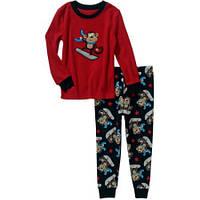 """Пижама флисовая для мальчика 2в1 Healthtex """"С ветерком"""" р.2Т,4Т"""