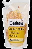 Жидкое мыло мед с молоком (Запаска) Balea Creme-Seife Milch & Honig