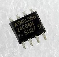 Микросхема памяти Atmel AT24C64N SOP8