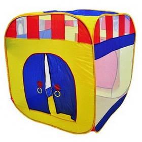 Детская игровая палатка M 0505 большая 94*94*110 см