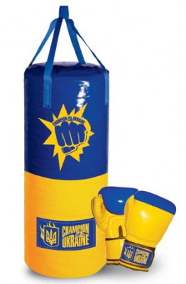 Детский боксерский набор Украина большой