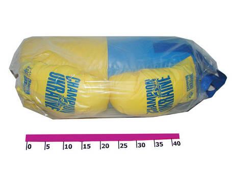 Детский боксерский набор Украина большой, фото 2