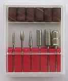 Набор насадок для гравера, фрезера (12 предметов), фото 2
