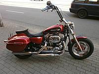Чоппер Harley Davidson XL1200 Custom, фото 1