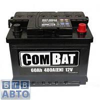 Аккумулятор 60Аh 480A SADA Combat
