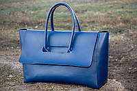 Модная сумка женская УПС S002, синяя