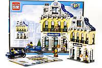 Конструктор Brick серия Город 1127 (Отель)