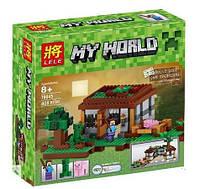 Конструктор Lele серия Minecraft / Майнкрафт 79045
