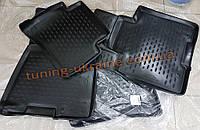 Коврики в салон полиуретановые NOVLINE 4шт. для Hyundai i10 2007-2012